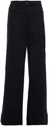 The Row High-rise Wide-leg Jeans