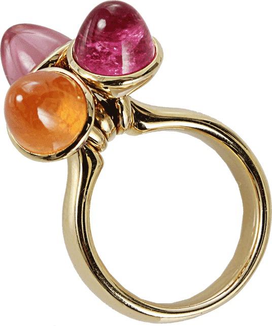 Tamara Comolli Mikado Mandarin Ring