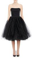 LOYD/FORD Women's Strapless Cocktail Dress-BLACK