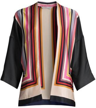 Trina Turk Solstice Scarf Jacket