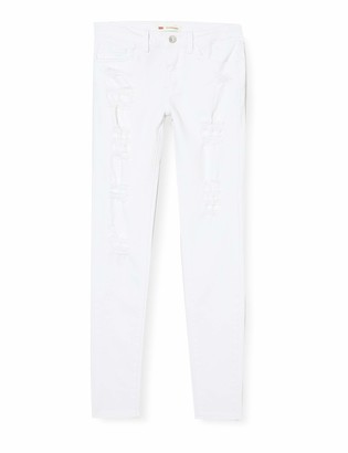 Levi's Kids Lvg 710 Color Jean Jeans Girls Camellia Rose 2 Years