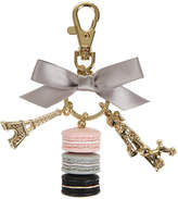 LADUREE Parisienne Macarons Keyring - Rose