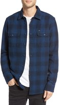 Obey Men's Easton Plaid Flannel Shirt