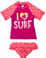 Osh Kosh 2-Piece Surf Rash Guard Set
