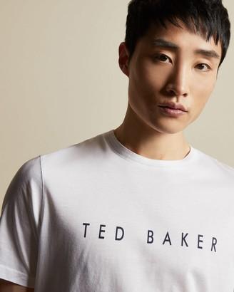 Ted Baker Logo Cotton T-shirt