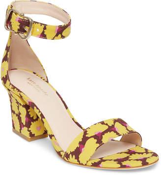 Kate Spade Susane Floral-Print City Sandals