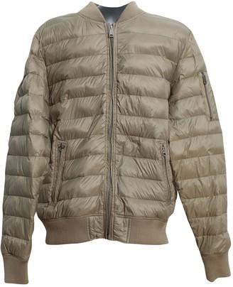 Schott Khaki Synthetic Coats