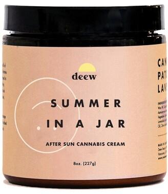 Deew Summer In A Jar After Sun Cannabis Cream