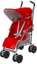 Maclaren Techno XT Stroller, Red/Silver