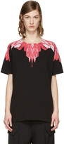 Marcelo Burlon County of Milan Ssense Exclusive Black Izar T-shirt