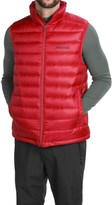 Marmot Zeus Down Vest - 700 Fill Power (For Men)