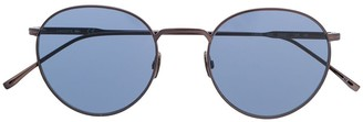 Lacoste Round-Frame Sunglasses