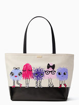 Kate Spade Imagination monster party francis