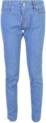 DSQUARED2 Jennifer Slim-Fit Jeans