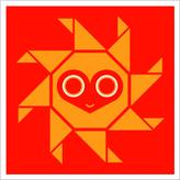 Hybrid-Home Sun Rays Limited Edition Print