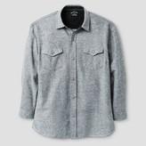 Boys' Burnside Long Sleeve Flannel Shirt - Grey