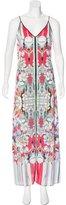 Clover Canyon Printed Maxi Dress