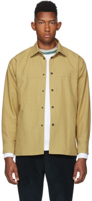 GR10K Yellow Fire Retardant Shirt