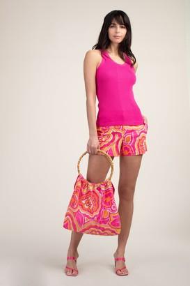 Trina Turk Bamboo Bag