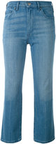 Levi's cropped jeans - women - Cotton/Polyester - 25