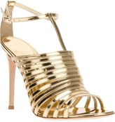 strappy t-bar sandal