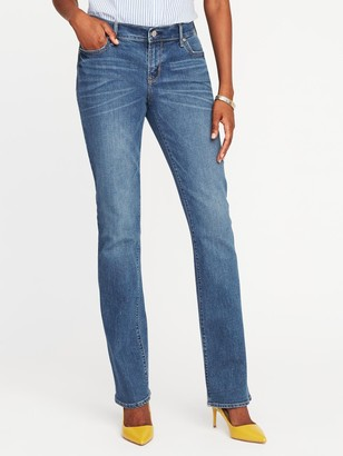 Old Navy Mid-Rise Original Boot-Cut Jeans for Women