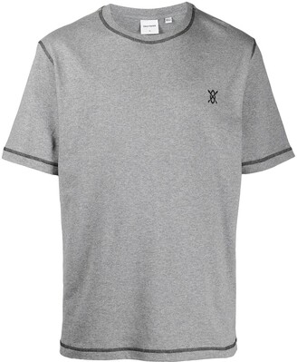 Daily Paper contrast stitch T-shirt