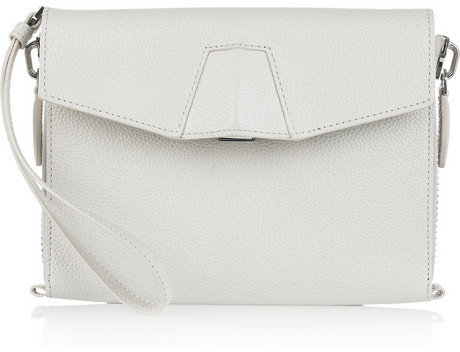 Alexander Wang Lydia leather clutch