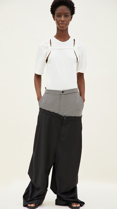 Natasha Zinko Double Trousers