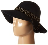 Michael Stars Mixed Metal Floppy Hat