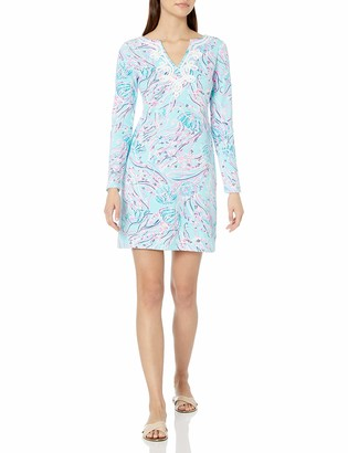Lilly Pulitzer Women's Long Sleeved Harper Shift