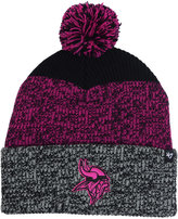 '47 Minnesota Vikings Static Cuff Pom Knit Hat