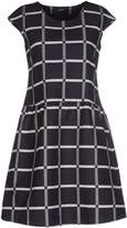 Jil Sander Navy Short dresses - Item 34613735