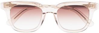 Chimi Square-Frame Sunglasses