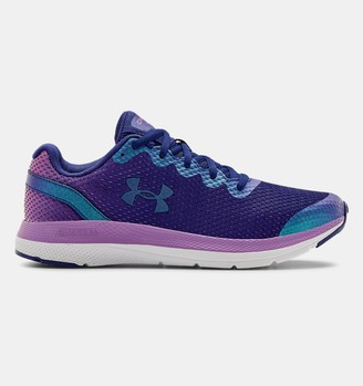 Under Armour Girls' Grade School UA Charged Impulse Frosty Running Shoes