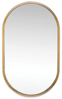 REGINA ANDREW Canal Wall Mirror - Natural Brass