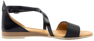 Brodie Black Mix Sandal