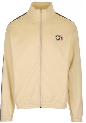 Gucci Zip Up Jacket