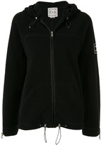 Chanel Pre Owned Sports Line logo hoodie