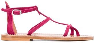 K. Jacques Antioche flat sandals