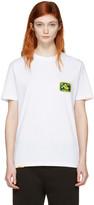 Palm Angels White kamasutra Libra T-shirt