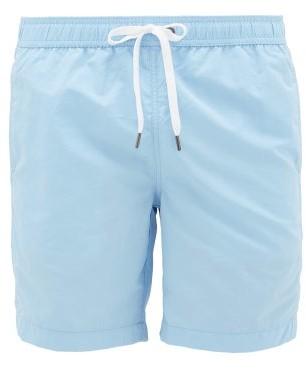 Onia Charles 7 Swim Shorts - Mens - Light Blue