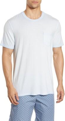 Daniel Buchler Washed Modal Blend T-Shirt