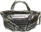 Oryany Snake Embossed Leather Hobo Shoulder Bags FA514