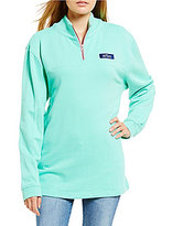 Lauren James Whitacre Quarter-Zip Pullover Sweater