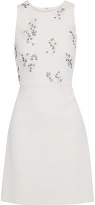3.1 Phillip Lim Embellished Crepe Mini Dress