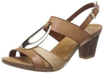 Caprice Women's 28307 Sling Back Sandals,7 UK