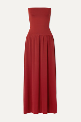 Eres Oda Stretch-jersey Maxi Dress