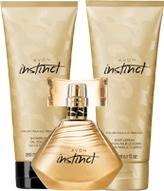 Avon Instinct for Her 3-Piece Fragrance Collection