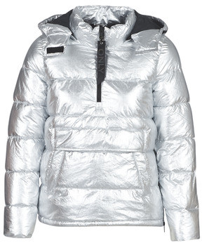 Only ONLMALEN women's Jacket in Silver
